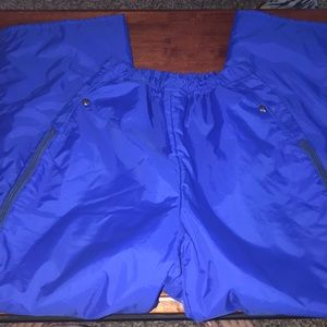 Skitique Pants - Royal blue Women's Ski pants